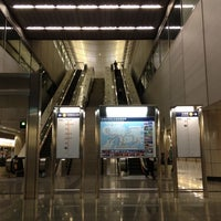 Photo taken at MTR Kowloon Station by Paul T. on 10/28/2012