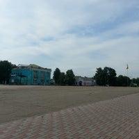 Photo taken at Майдан Незалежності by Sasha K. on 6/29/2013