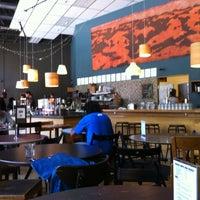 Photo taken at Awaken Cafe by Kathy on 8/10/2013