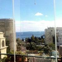Снимок сделан в Museum Inn restoran пользователем Andaç A. 10/18/2015