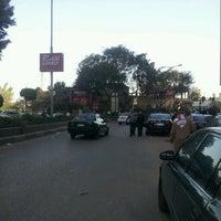 Photo taken at Mohey El Deen Abu El Ezz St. by Mohamed E. on 3/10/2013