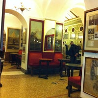 Photo taken at Antico Caffè Greco by Pavel N. on 3/6/2013