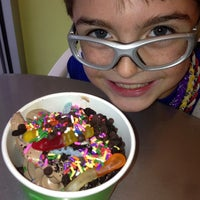 Photo taken at Sputnik's Yogurt by chad s. on 8/17/2013