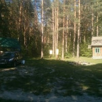 Photo taken at Национальный парк «Орловское полесье» by boris R. on 7/8/2015