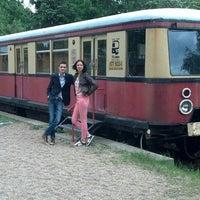 Photo taken at Draisine-Bahnhof Mellensee - Erlebnisbahn by stepan s. on 5/21/2013