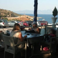 Photo taken at Maistrali Cafe-Restaurant by stepan s. on 8/18/2013