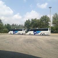 Photo taken at Kamil Koç by Mustafa on 7/17/2013