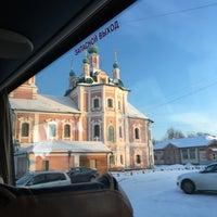 Снимок сделан в Гостиница Переславль пользователем Valeriya K. 1/6/2017
