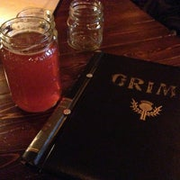 Photo taken at Grim's Provisions & Spirits by Judson S. on 1/1/2013