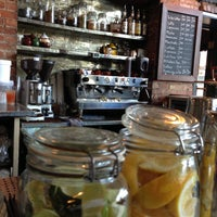 Photo taken at Oddfellows Cafe & Bar by Judson S. on 4/14/2013