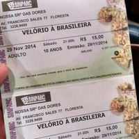 Photo taken at Teatro Nossa Senhora das Dores by Guilherme L. on 11/29/2014