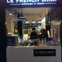 Photo taken at Le French Wrap by Vincy L. on 12/15/2013
