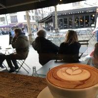 Photo taken at Citizen Coffee by Ambre M. on 1/13/2016