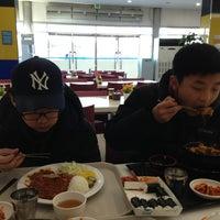 Photo taken at Insam-Land Service Area - Hanam-bound by Seong Lok K. on 2/11/2013