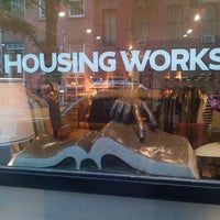 Photo taken at Housing Works Thrift Shop by Sabrina Rose D. on 9/10/2013