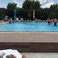 7/16/2017 tarihinde Eray Ç.ziyaretçi tarafından Pelikan Otel Yüzme Havuzu'de çekilen fotoğraf