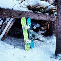 Photo taken at Waterville Valley Ski Area by Brendan B. on 1/20/2013