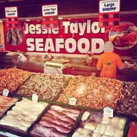 Photo taken at Jesse Taylor Seafood by Billy C. on 4/14/2013