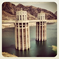 Photo taken at Hoover Dam by Billy C. on 7/4/2013