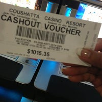 Photo taken at Cyber Quest - Coushatta Casino Resort by BADASH on 2/21/2013