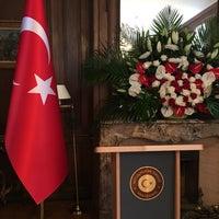 Photo taken at Ambassade de Turquie by Hacer M. on 7/15/2017
