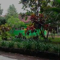 Photo taken at SMA Negeri 2 Bantul by Lenny M. on 11/5/2012