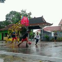 Photo taken at SMA Negeri 2 Bantul by Lenny M. on 12/19/2012