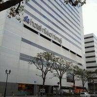 Photo taken at Hotel Nikko Himeji by Misako S. on 11/24/2012