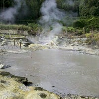 Foto tirada no(a) Lagoa das Furnas por Adam B. em 10/17/2012