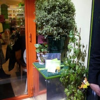 Photo taken at Restaurante Yerbabuena by Ellegancia on 5/9/2013