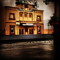 Photo taken at Egyptian Theater by Ron M. on 9/28/2013
