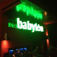 4/13/2013 tarihinde birkan can u.ziyaretçi tarafından Babylon'de çekilen fotoğraf