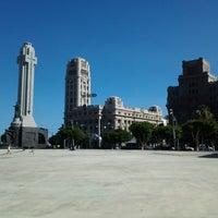Foto tomada en Plaza de España por Valery T. el 7/23/2013