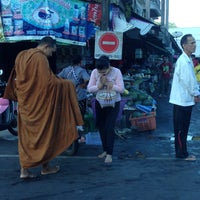 Photo taken at ตลาดพังงา by Chamanpaul C. on 11/22/2015