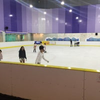 Photo taken at Kallang Ice World by Rinsil B. on 7/16/2016