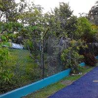 Photo taken at Playa Del Este Sanctuary Private Resort by comos j. on 8/29/2013