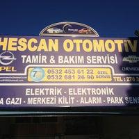 Photo taken at Hescan Tamir&Bakim Servisi by Nuri❗️ on 9/3/2013