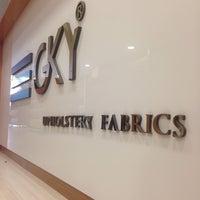 Photo taken at Gökay Tekstil by Emin K. on 8/21/2014