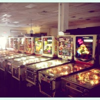 Photo taken at Pinball Hall of Fame by Bob S. on 3/18/2013