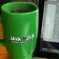 Photo taken at Java Jive by Jayson U. on 11/7/2012
