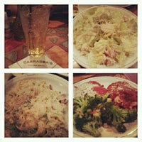 Photo taken at Carrabba's Italian Grill by Rosy M. W. on 10/21/2012