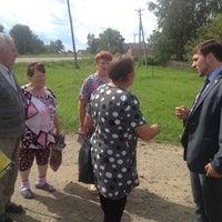 Photo taken at Ермаково by A.Potapov on 8/13/2013