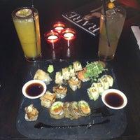 Photo taken at ZENZAKAN - Pan Asian Supperclub by Claudita on 9/29/2012