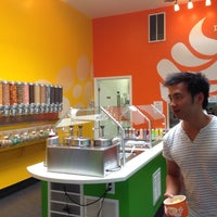 Photo taken at Myo Pure Frozen Yogurt by Melody Z. on 10/5/2013