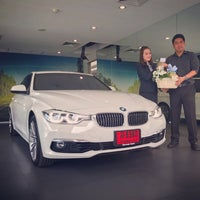 Photo taken at BMW German Auto by RPH on 3/29/2017
