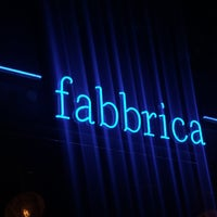 Photo taken at Fabbrica by David v. on 8/4/2017