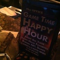 Photo taken at The Office Beer Bar & Grill by ChocolatePowder (. on 9/27/2012
