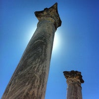 Photo taken at Salamis Ruins by Angelo Z. on 9/10/2013