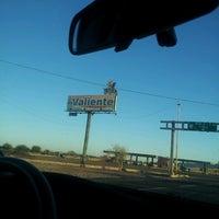 Photo taken at El Valiente by Gabriela C. on 2/24/2013