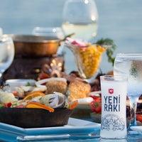 4/24/2016 tarihinde Ercan Ö.ziyaretçi tarafından Pembe Köşk Restaurant'de çekilen fotoğraf